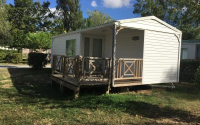 mobil-home camping carcassonne aude village grand sud