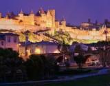 cité carcassonne nuit camping village grand sud