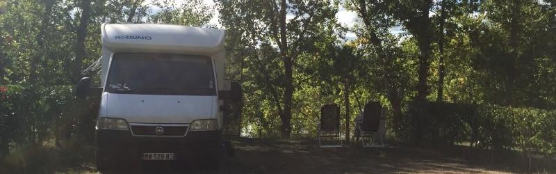 aire de camping car  carcassonne aude