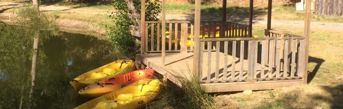 ponton et canoe 1