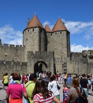 Cité_de_Carcassonne_–_Porte_Narbonnaise005